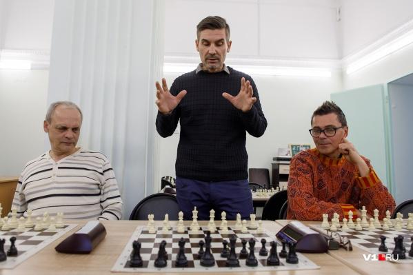 Валерий Данильчук решил вписать классическую игру в современный круговорот