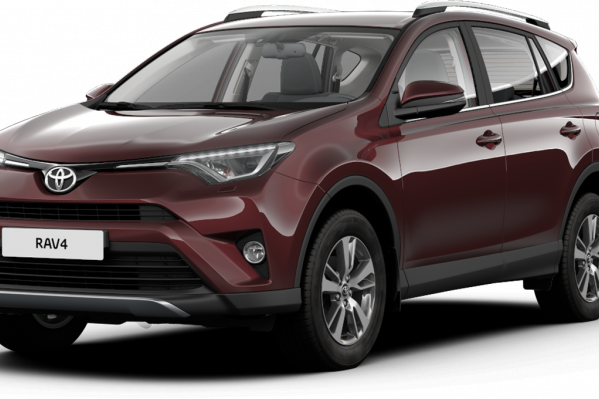 Самое время стать владельцем новенького автомобиля Toyota