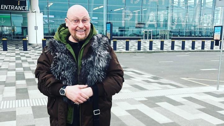 Певец Шура восхитился ростовским воздухом