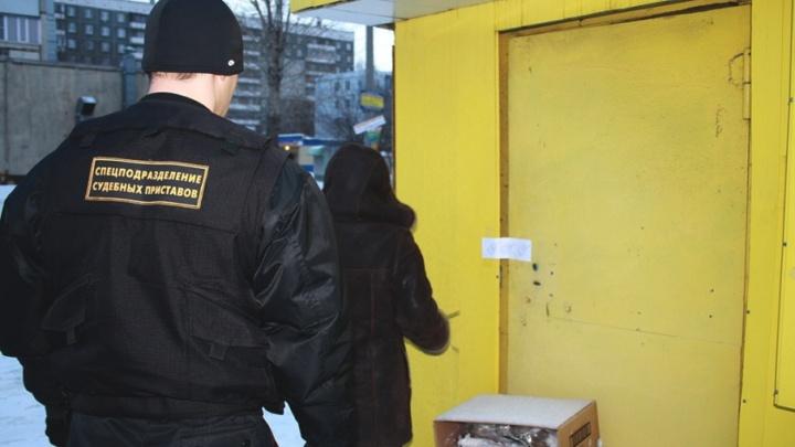 Три машины, ноутбуки и сотовые заберут у наркокурьера зауральские судебные приставы