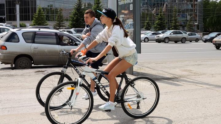 Первые осенние выходные принесут в Новосибирск жару до +25 градусов