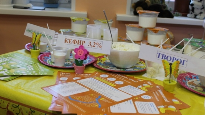 В магазинах Нижнего Новгорода выявили фальсифицированный творог