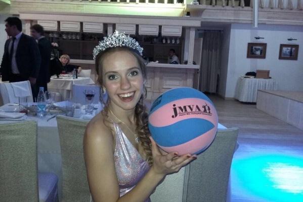 В конкурсе победила 20-летняя Алина Кабанова