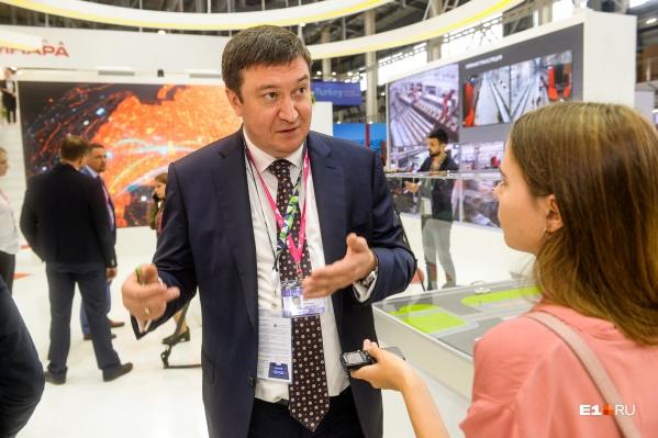Гендиректор «Синары-Девелопмент» Тимур Уфимцев рассказал о проекте деревни к Универсиаде, новом зоопарке и многом другом