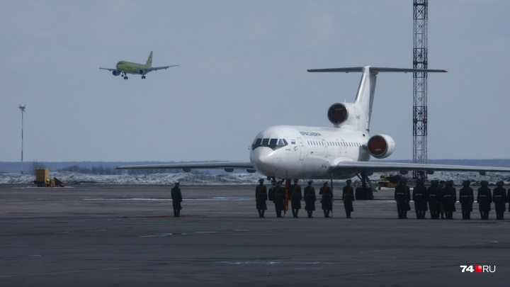 Молодая челябинка прибыла в полицию, закурив в самолёте из Москвы