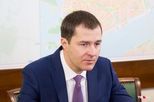 Владимир Волков руководит Ярославлем с 2018 года