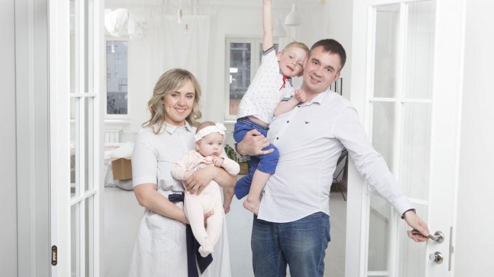 «Запсибкомбанк» вошел в топ-3 лидеров рейтинга «Лучшие предложения по семейной ипотеке»
