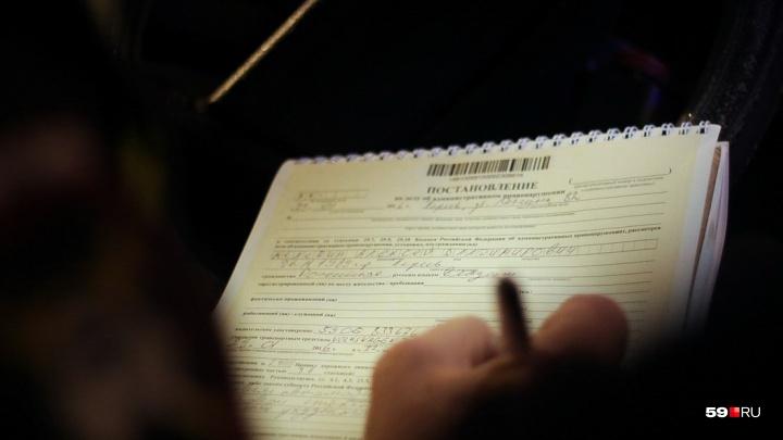 В Прикамье водитель КАМАЗа не нарушал ПДД, так как купил права в интернете. Сейчас его будут судить