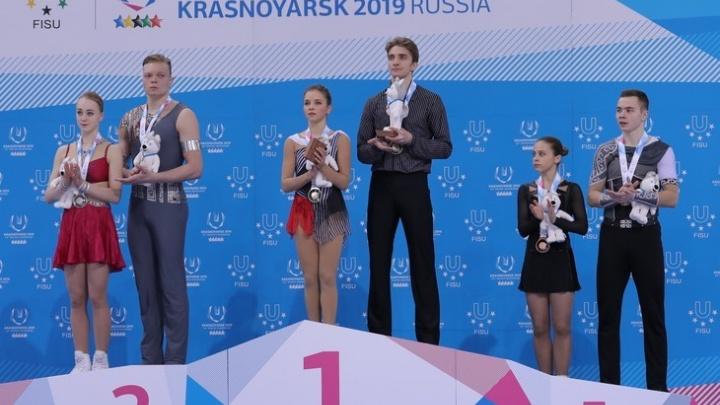 Медальный зачет: 12 из 18 медалей за день достались сборной России