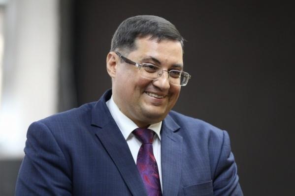 Аксютенко не станет мэром Ярославля