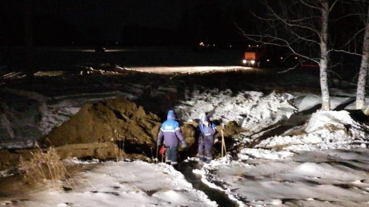 В Новосибирской области без газа остались жилые дома, школы, детские сады и котельные