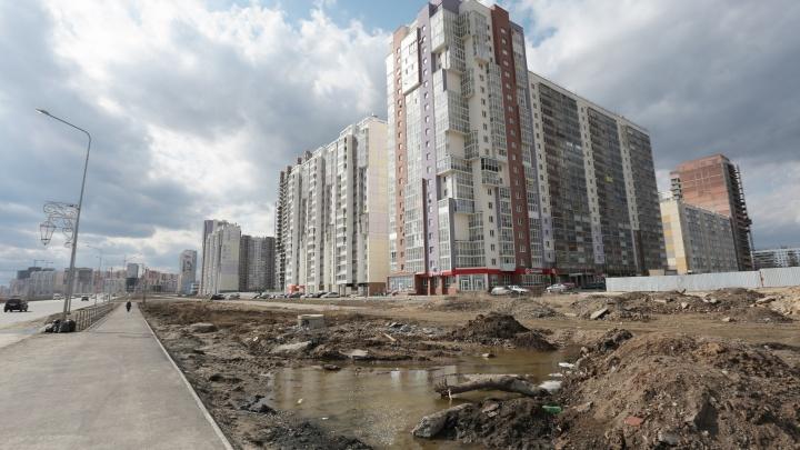 Новое футбольное поле и зоны отдыха: в Челябинске преобразят два километра вдоль реки Миасс