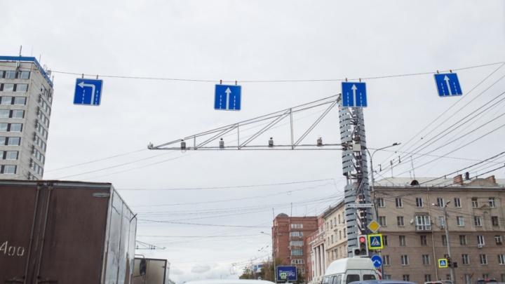 После сокращений в ГИБДД Челябинску понадобились дополнительные камеры на дорогах