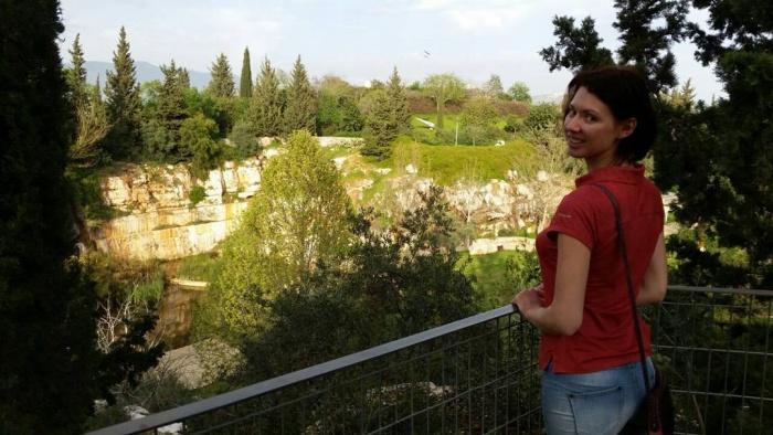 Ирина Левитин уже 7 лет живёт в Израиле