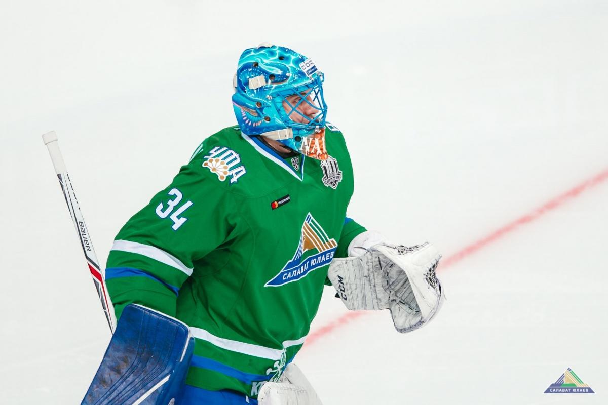 Контракт с 24-летним хоккеистом клуб расторгнул по обоюдному согласию