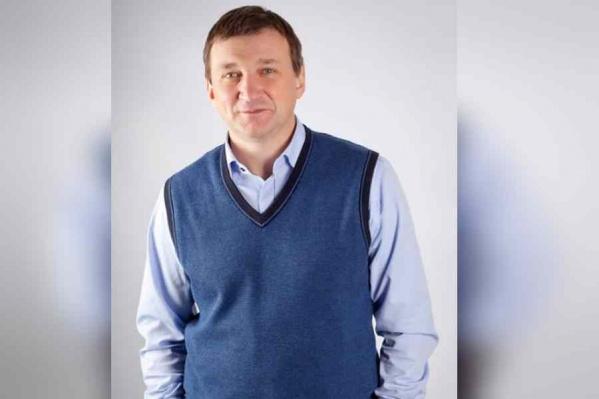 49-летний Сергей Костюков стал и.о. руководителя управления культуры
