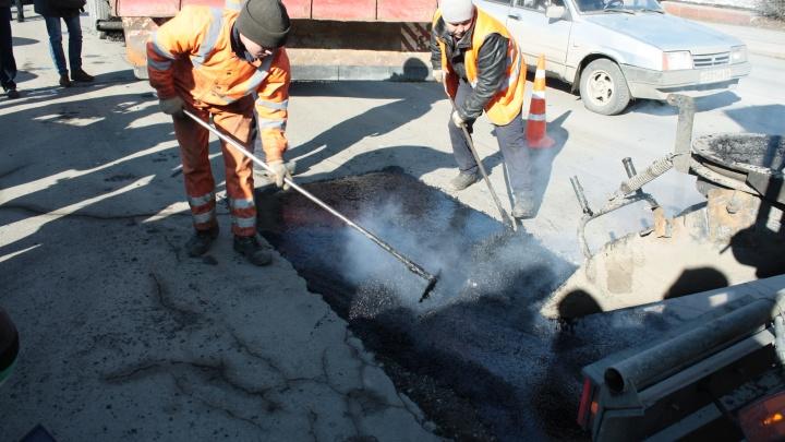 «Как будто сказку прослушал»: депутаты раскритиковали отчёт Алейникова о ремонте дорог в Челябинске