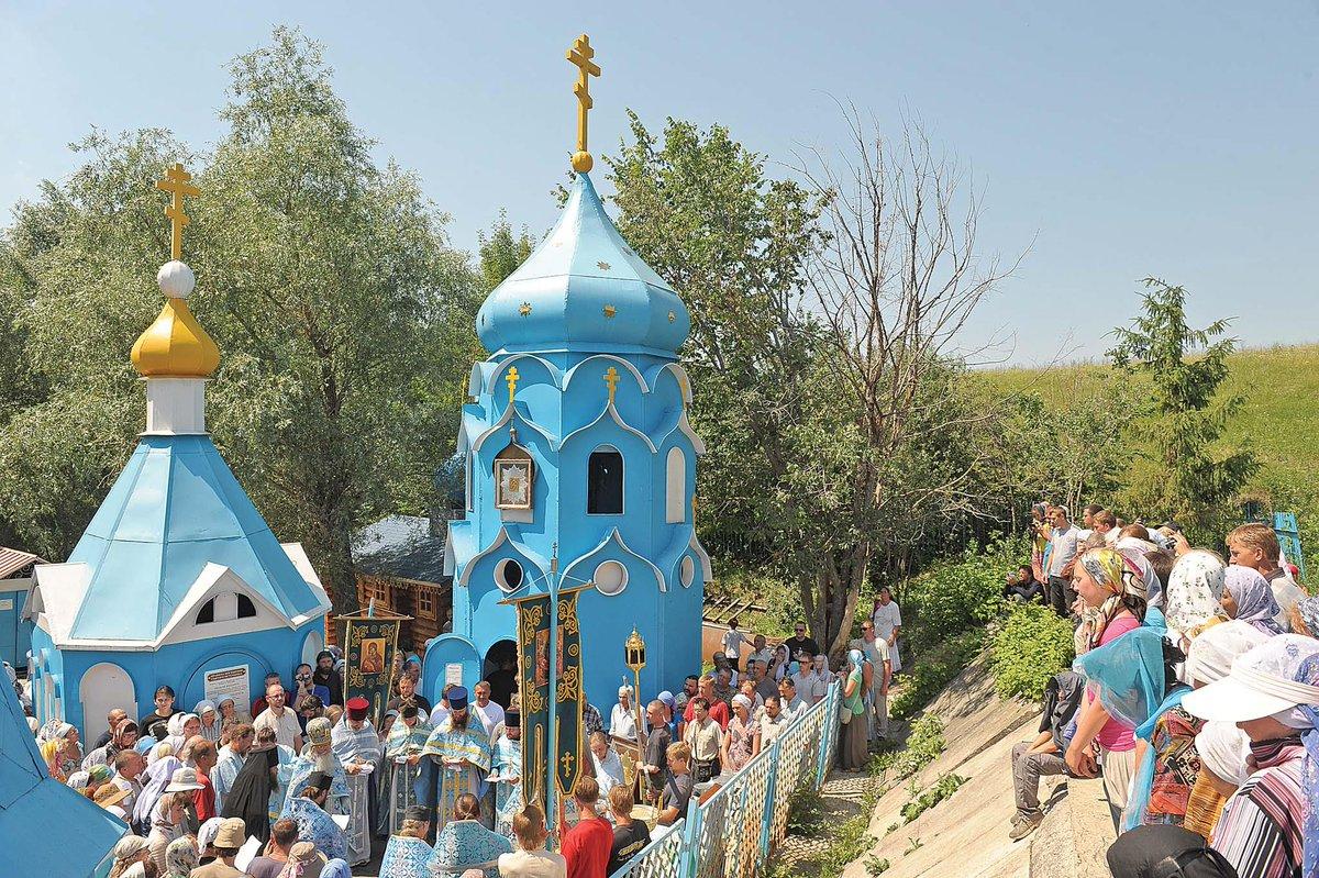 Это место в Самарском регионеежегодно посещают тысячи православных верующих со всего мира
