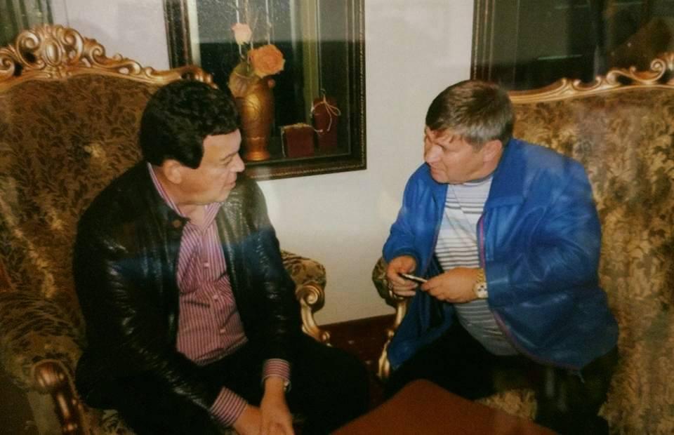 Кобзон и Щукин дружили с девяностых