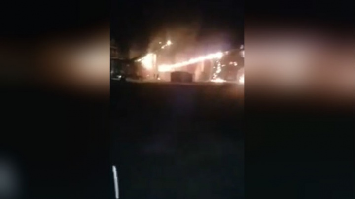А был ли пожар? В МЧС Башкирии прокомментировали возгорание на заводе «Кроношпан»