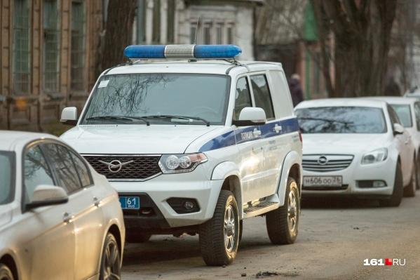 Полиция схватила злоумышленников во время спецоперации