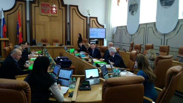 На пост мэра Красноярска осталось 10 из 13 претендентов