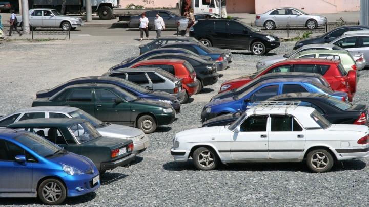 Тюменский предприниматель приехал оплатить штрафы ГИБДД и остался без машины из-за долгов по налогам