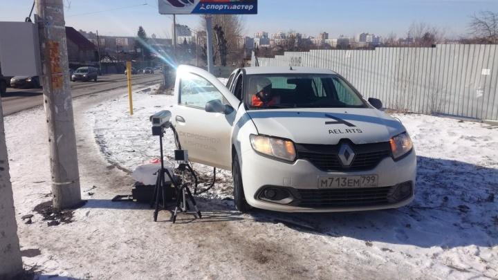 Новые смотрящие: камеры-треноги вернут на дороги Челябинской области за 210 миллионов рублей