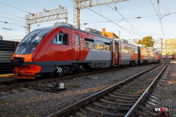 В Приволжской железной дороге пояснили затор большим трафиком грузовых поездов