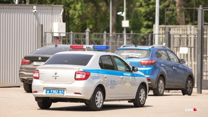 В Ростове на улице Киргизской сбили 86-летнюю пенсионерку