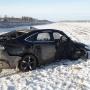 В Башкирии на трассе столкнулись Ford Mondeo и Focus: один человек погиб, трое в больнице
