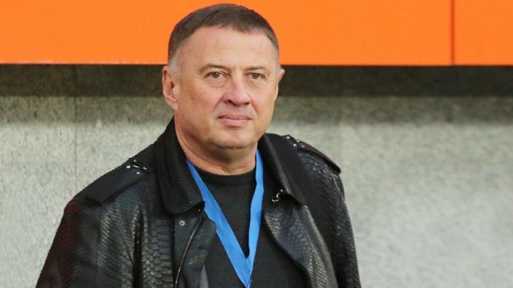 Божович — следующий? В Самаре уволили спортивного директора «Крыльев Советов» Шикунова