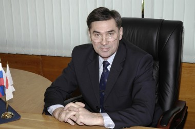 Александр Спиридонов работает в «Сибири-Хоккайдо» больше 20 лет