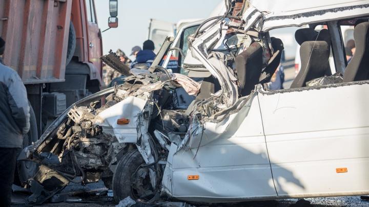 За год в Ростовской области из-за плохих дорог погибли 242 человека