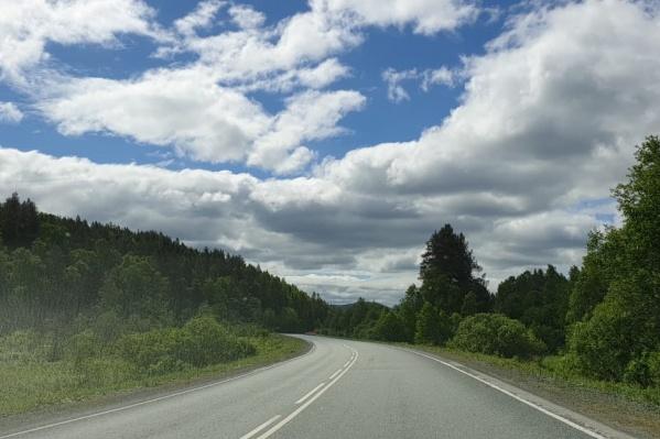 Теперь автомобилисты не только будут любоваться красотами природы, но и озираться в поисках камеры