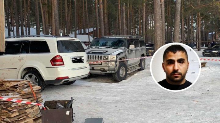 Подозреваемого в убийстве стрелка из «Кристалла» отправили в СИЗО