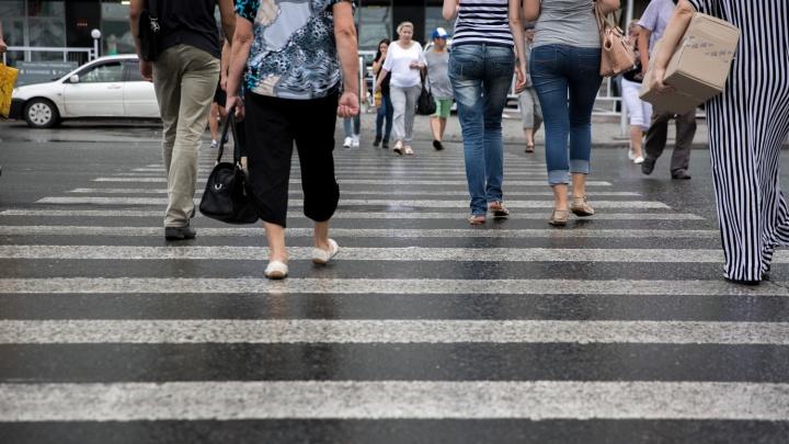 С фонарями и светофорами: дорожники потратят на 8 пешеходных переходов 25 миллионов рублей