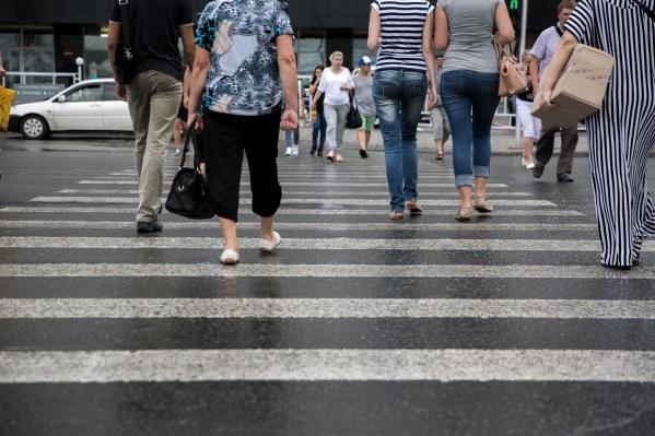 Каждый пешеходный переход будет стоить 3 миллиона рублей