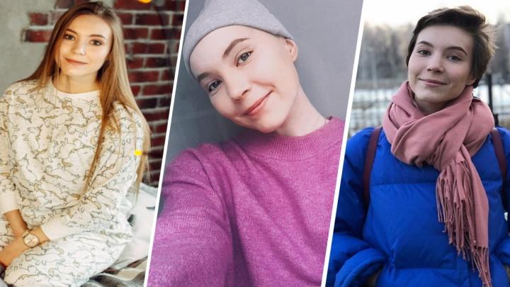 «Девушка, у вас что — рак?» Студентка УрФУ завела блог в Instagram, где пишет о жизни с онкологией