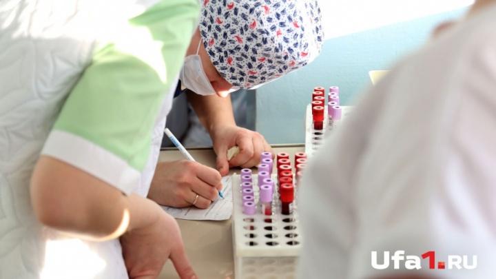 В Уфе недоношенному малышу срочно требуется кровь