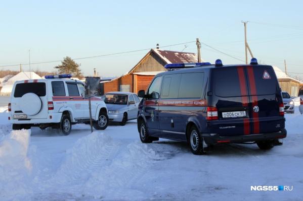 Взрыв произошёл на улице 3-я Казахстанская
