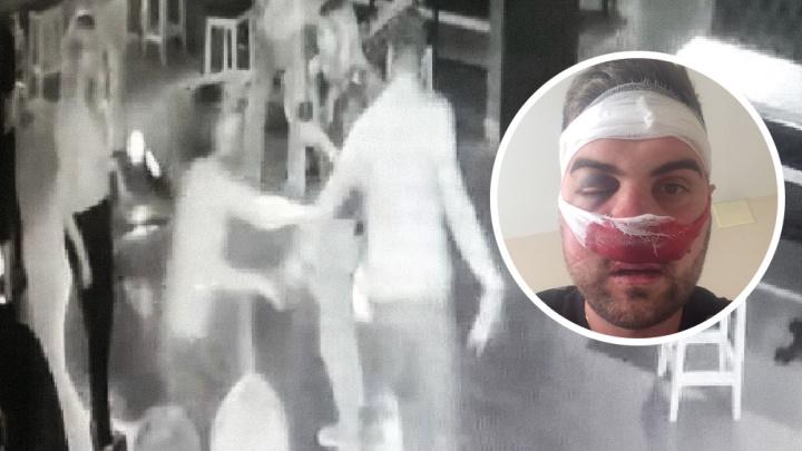 «Слишком близко стоял к чужой девушке»: ночью в тюменском баре жестоко избили мужчину