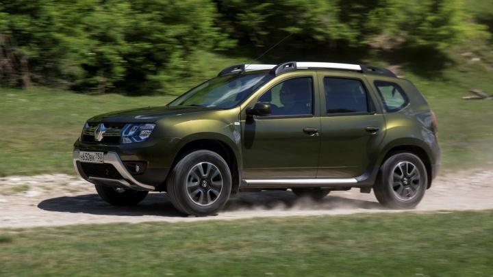 «Дастер» без тормозов: тысячи кроссоверов Renault Duster оказались с дефектными тормозами