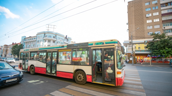 В Ростове проверили 6 тысяч автобусов, каждый 20-й — неисправен