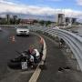 Смертельные ДТП в Тюмени и на трассе, езда по набережной и новая развязка: дорожные видео недели