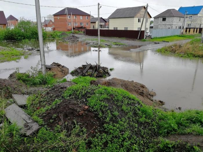 С 20 июня на Порт-Артурских переулках введён режим чрезвычайной ситуации