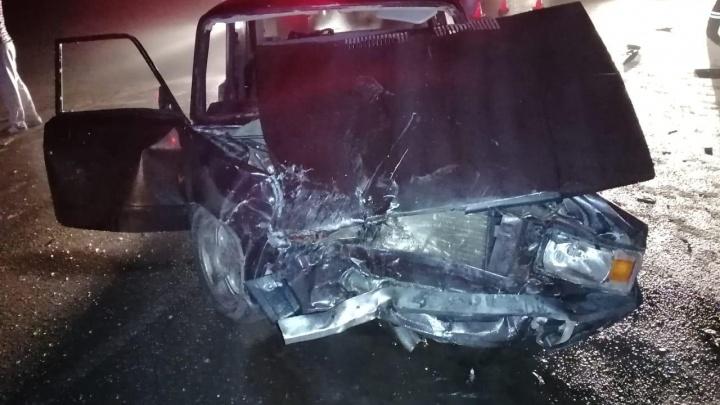 Покатушки 17-летнего подростка из Волгоградской области закончились аварией с четырьмя пострадавшими