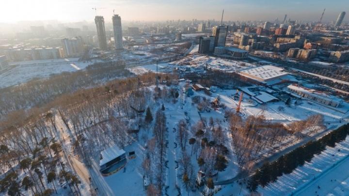 Можно ли ставить школу у воды: в Екатеринбурге решат судьбу застройки берегов Исети у парка Маяковского