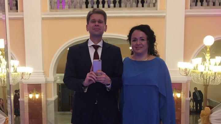 «Пока я дышу, мы будем сопротивляться»: жена Евгения Гурьева рассказала об экс-министре и человеке