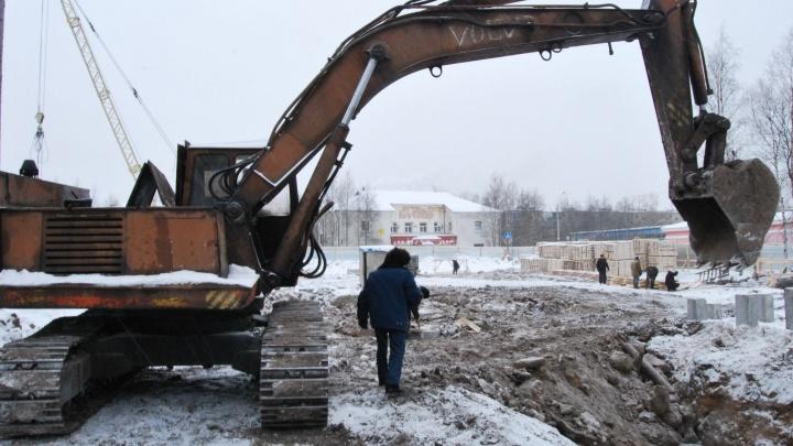 Рабочий скончался в больнице: архангельский следком ищет виновных в ЧП на строительстве жилого дома